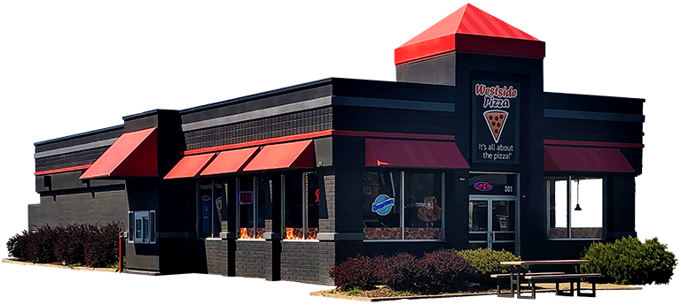 Westside Pizza Franchise Building