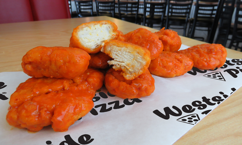 Westside Pizza Hot & Spicy Boneless Wings