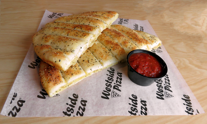 Westside Pizza Breadstix
